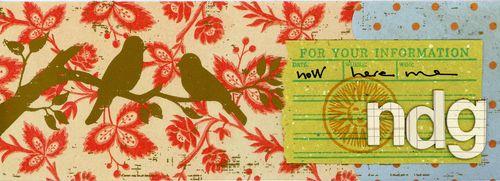 Birds & Polkas 3-19-07