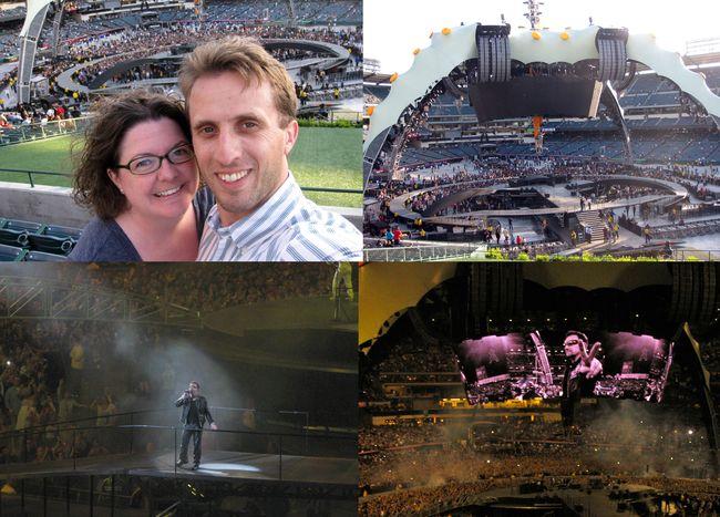 U2 Collage