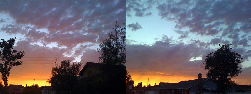 Sunset 9-4-11
