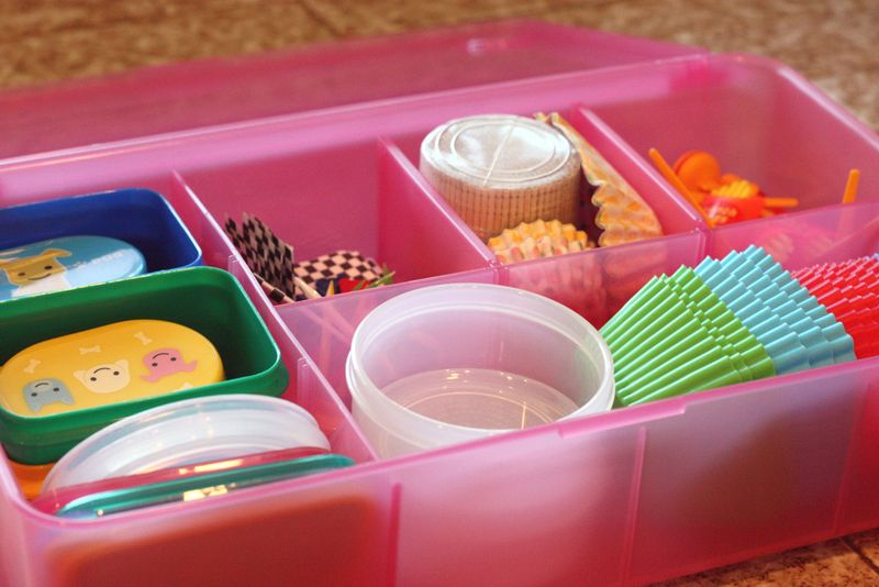 Just Make Stuff...Bento Box Supplies