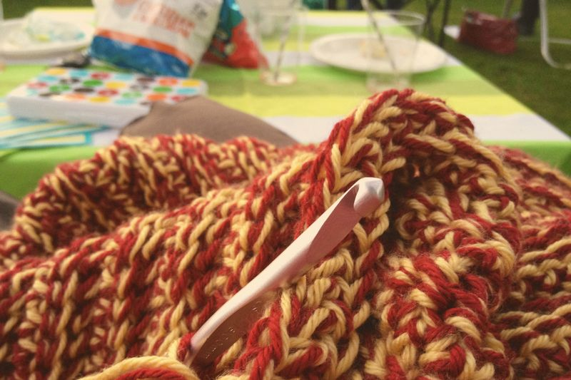 Just Make Stuff Blog...Crocheting