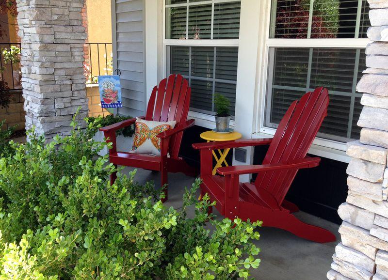 Just Make Stuff...Front Porch