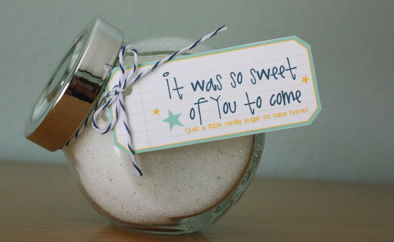 Just Make Stuff Blog...Bridal and Baby Shower Ideas