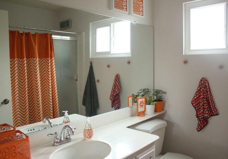 Just Make Stuff Blog...Bathroom Makeover