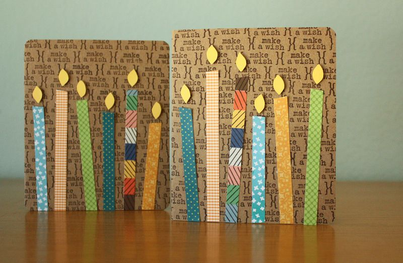 Just Make Stuff Blog...Make a Wish Card