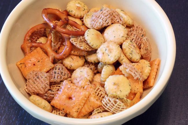 Just Make Stuff Blog---To Die For Snack Mix