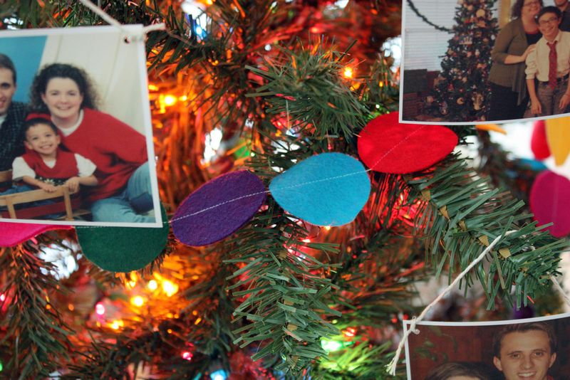 Just Make Stuff Blog...Scrapbook Tree