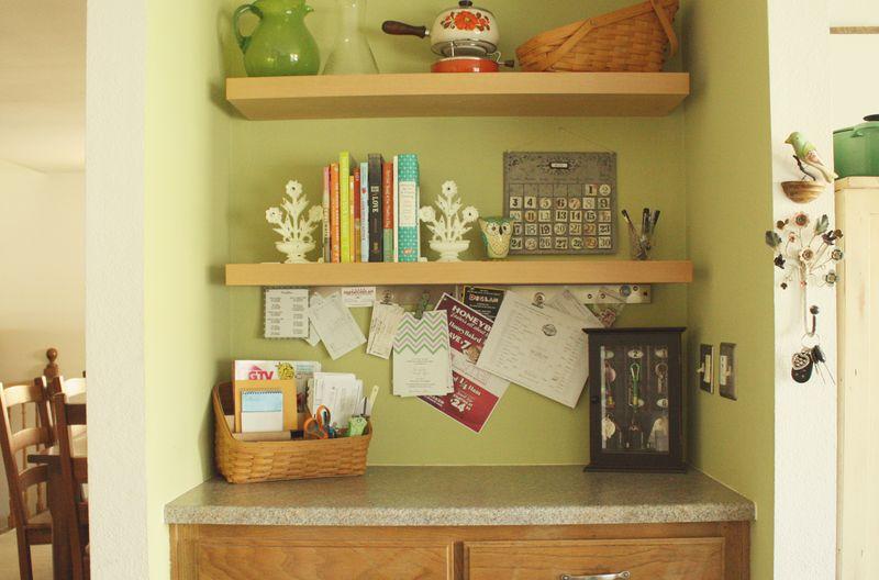Just Make Stuff Blog...House Organization