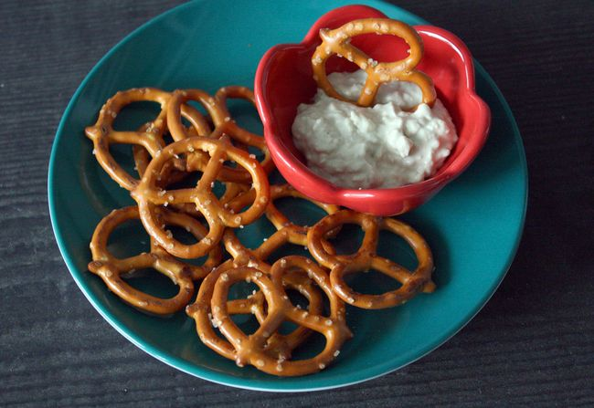 Just Make Stuff Blog...Roquefort and Onion Dip