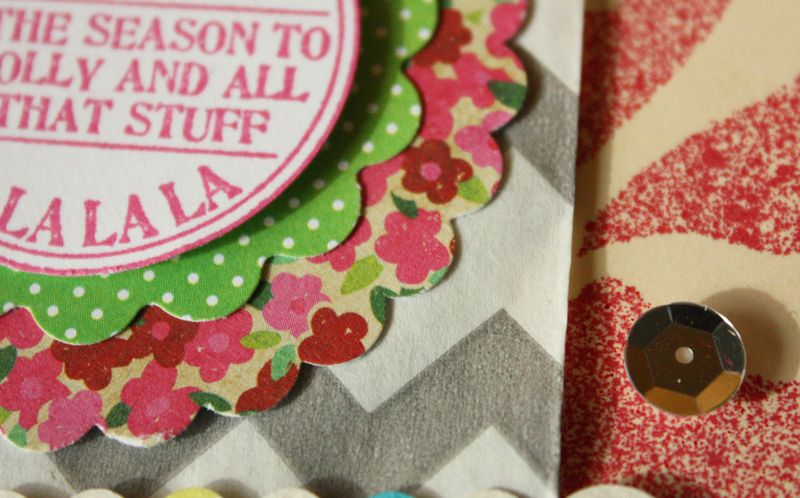 Just Make Stuff Blog...12 Tags for Christmas Class