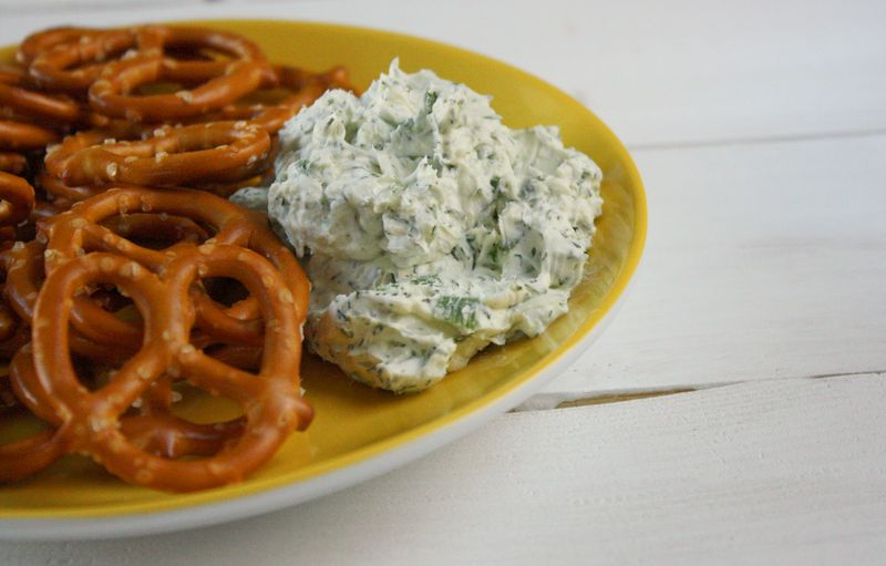 Just Make Stuff Blog...Dill Dip