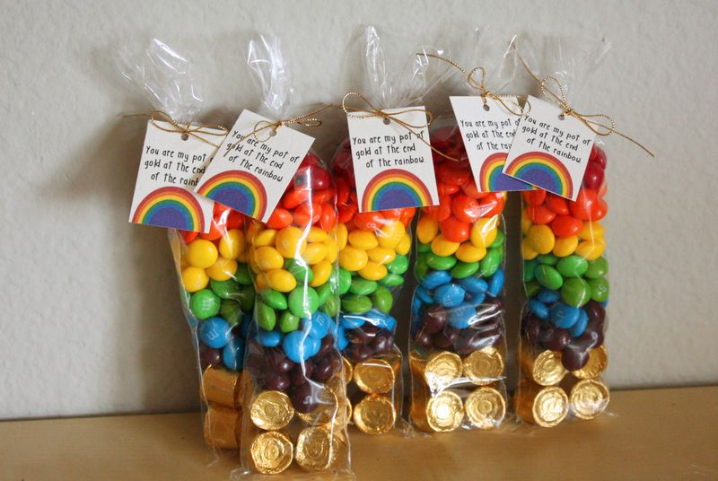 Kinder Garden: Just Make Stuff: Candy Rainbows