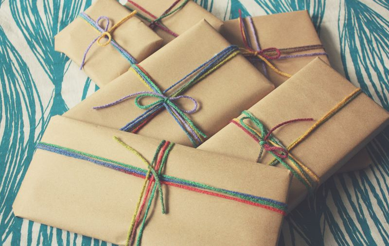 Just Make Stuff Blog...Gift Wrapping