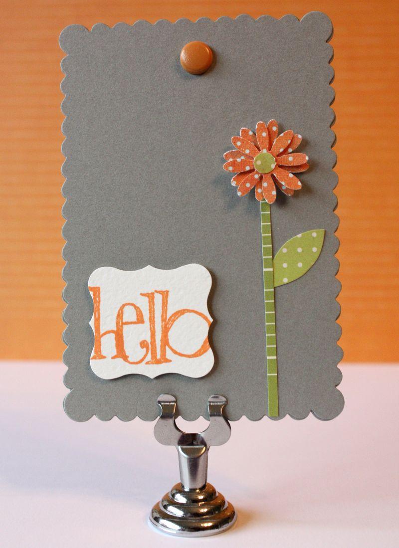 Just Make Stuff Blog...Greeting Cards