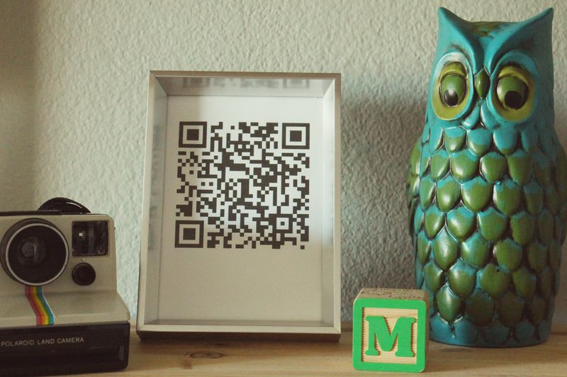 Just Make Stuff Blog...QR Reader Wifi Code
