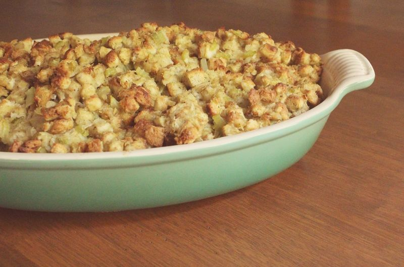 Easiest Thanksgiving Stuffing...Just Make Stuff Blog