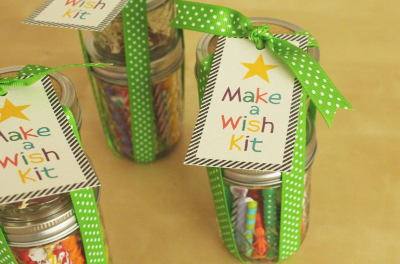 Make a Wish Kit...Just Make Stuff Blog