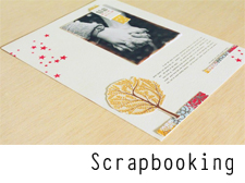 Scrapbooking copy