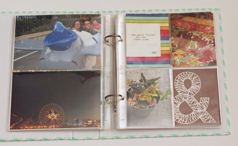 Summer Scrapbook...Just Make Stuff Blog