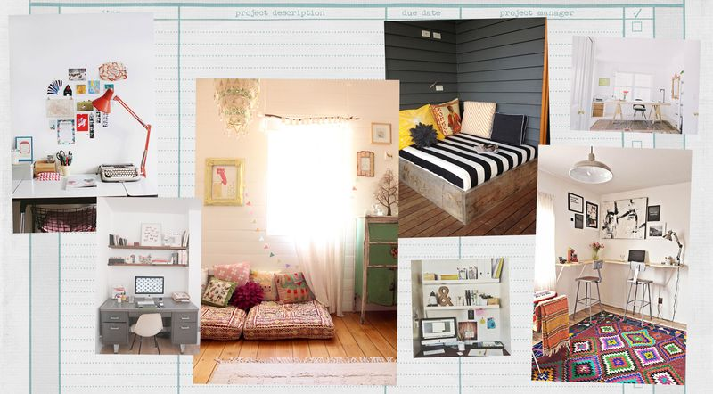 Craft room plans