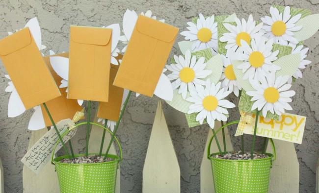 Teacher Gift Card Bouquet...Just Make Stuff Blog