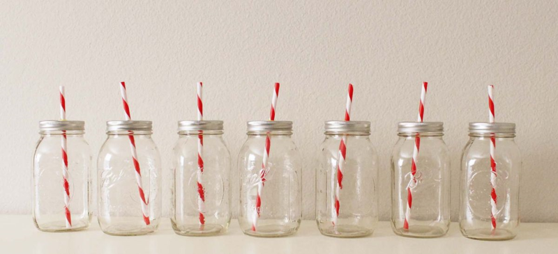 Mason Jar Mugs...Just Make Stuff Blog