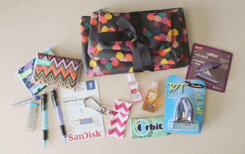 College Survival Kit...Just Make Stuff Blog