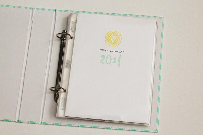 Summer Scrapbook...Just Make Stuff Blog
