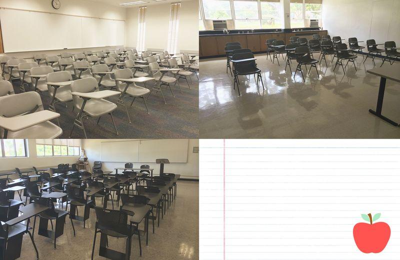 Classrooms copy