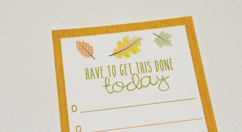 Free Printable To Do List...Just Make Stuff Blog