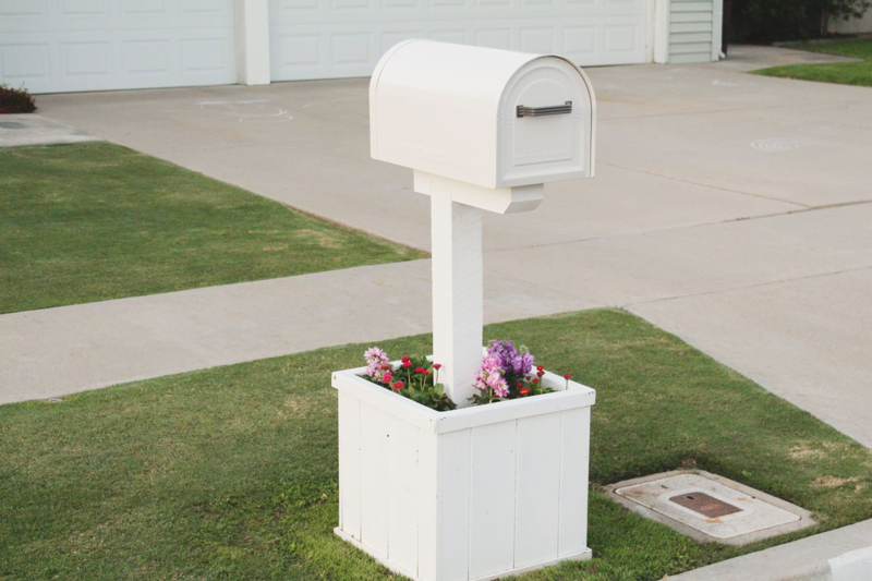 Just Make Stuff Mailbox Update