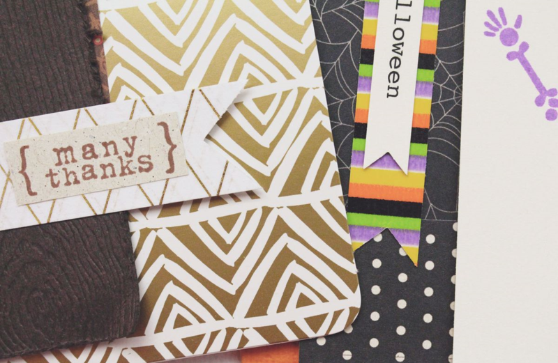 Washi Tape Flags...Just Make Stuff Blog