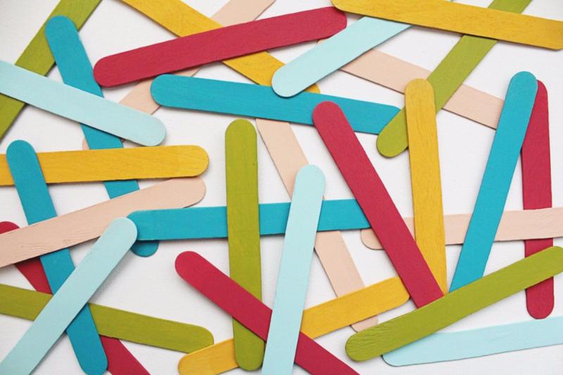 Student Grouping Sticks...Just Make Stuff Blog