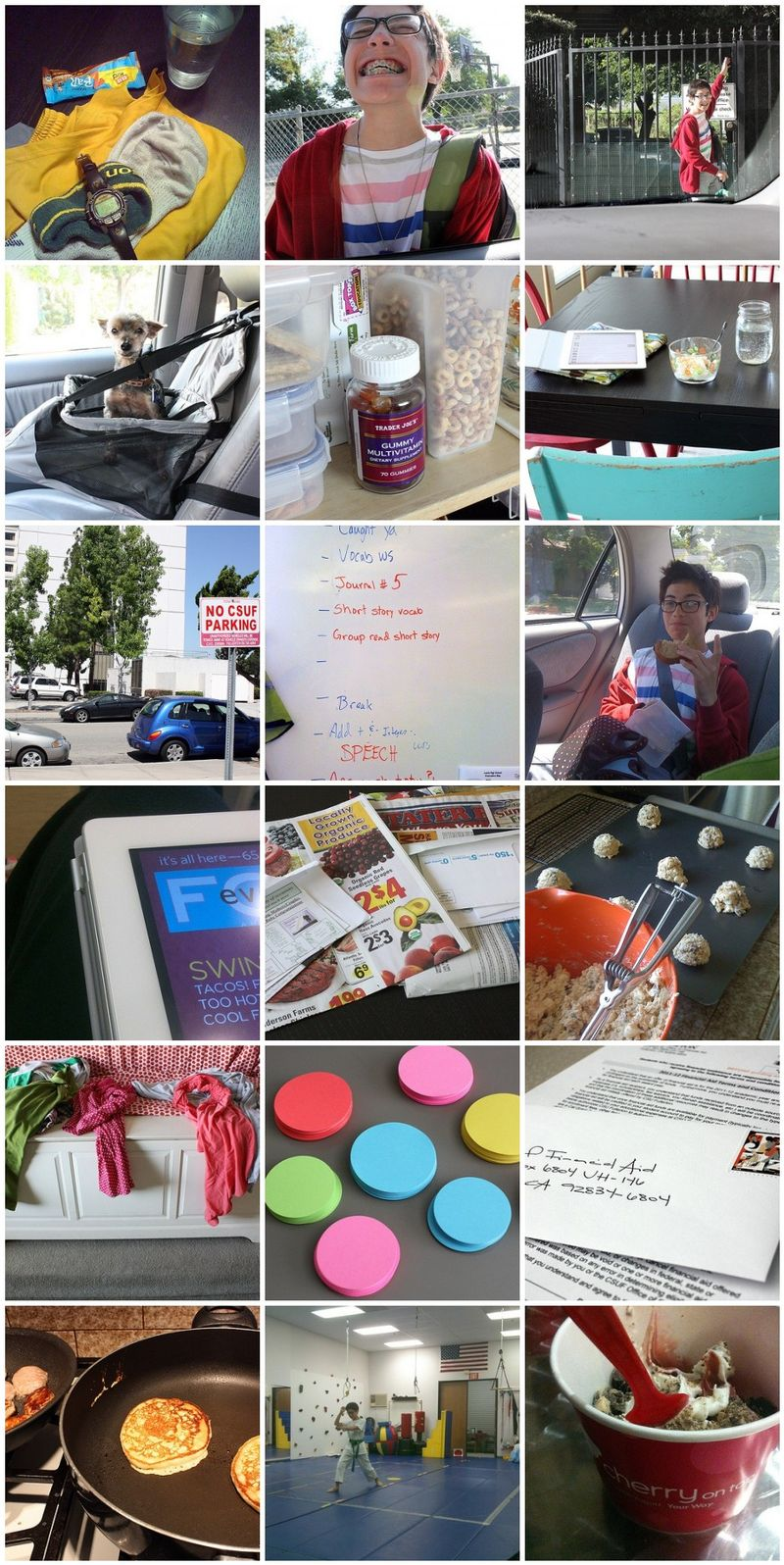 A week in the life copy