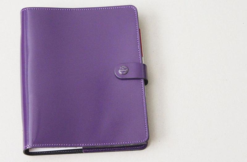 Purple Planner...Just Make Stuff Blog