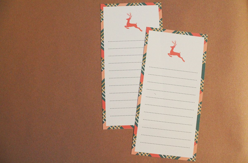 Free Printable Holiday To Do List...Just Make Stuff Blog