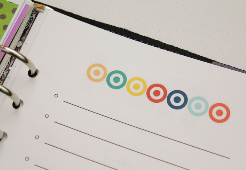 Free Printable Target Shopping List...Just Make Stuff Blog