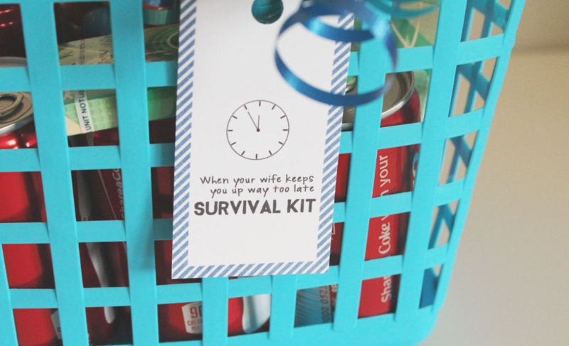 When You're Tired Survival Kit...Just Make Stuff Blog