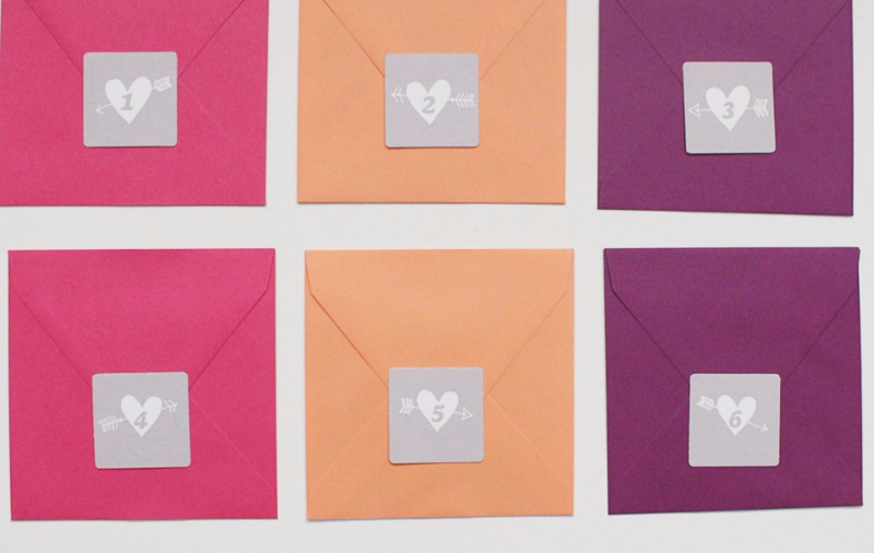 Valentine Dates Gift...Just Make Stuff Blog