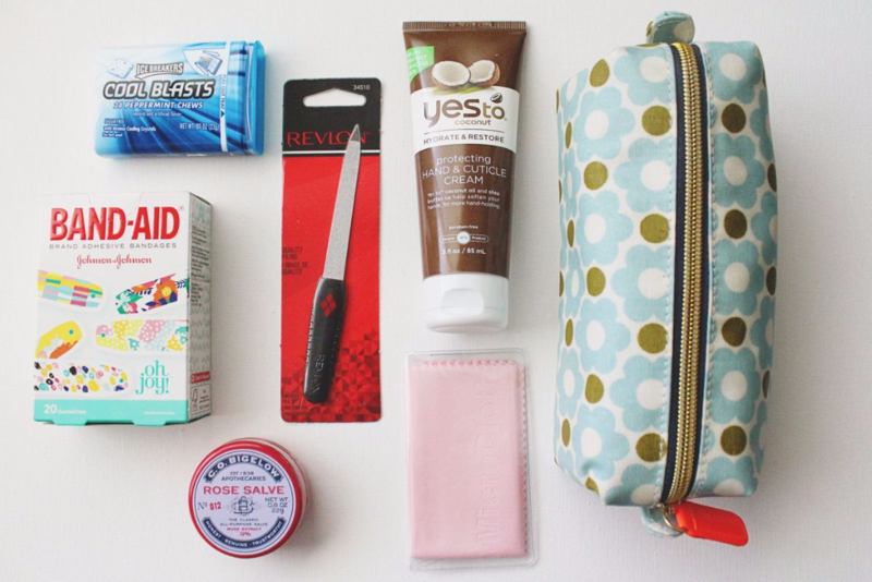Take Care of Yourself Kits...Just Make Stuff Blog