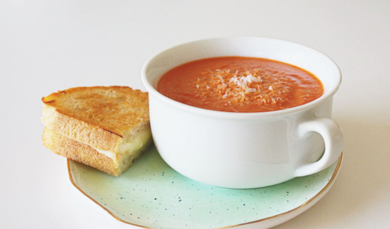 Creamy Tomato Soup...Just Make Stuff Blog