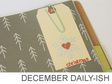 December Daily-ish