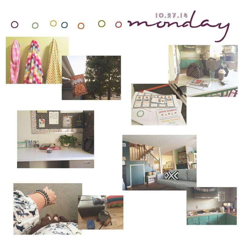 Monday copy