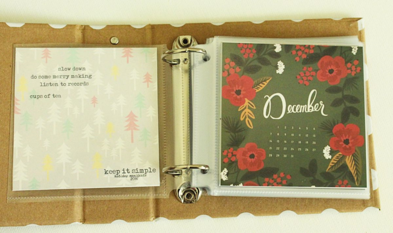 December Daily-ish...Just Make Stuff Blog