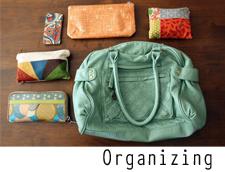 Organizing copy