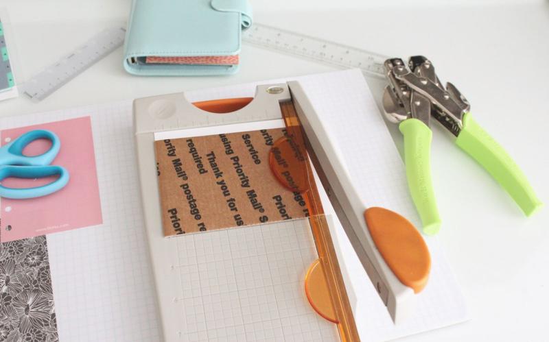 Filofax Writing Board...Just Make Stuff Blog