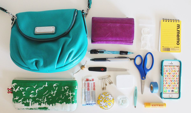 Prepared for Anything Purse...Just Make Stuff Blog