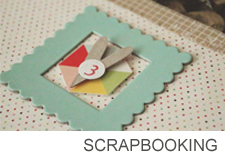 Scrapbooking copy