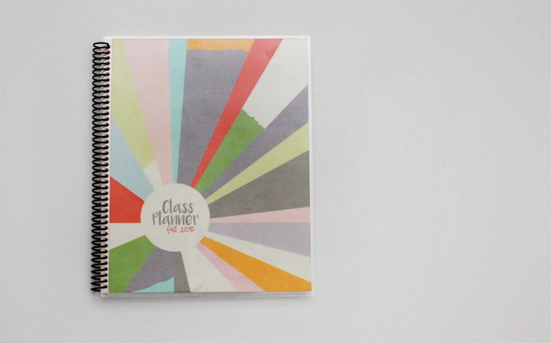Class Planner...Just Make Stuff Blog