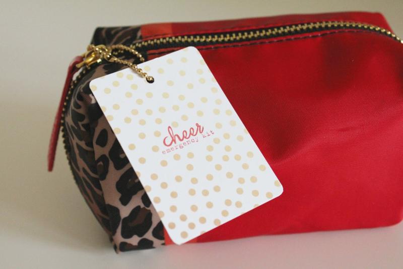 Cheer Emergency Kit...Just Make Stuff Blog
